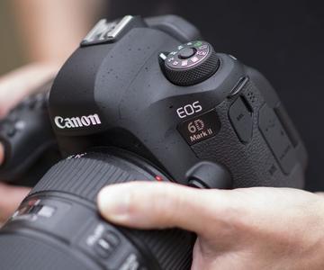 10 maneras de sobrecargar su cámara Canon DSLR