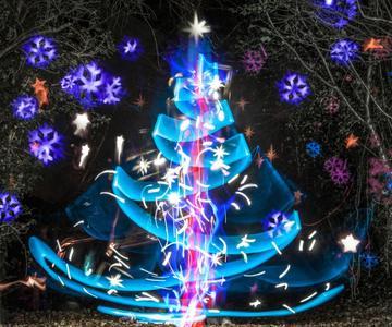 6 ideas fotográficas festivas para probar esta Navidad