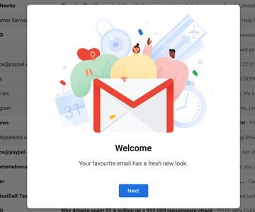 A continuación, te indicamos cómo cambiar al nuevo diseño de Gmail