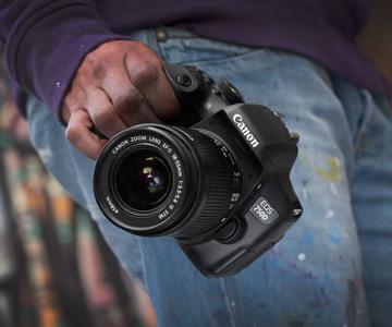 Aproveche al máximo el objetivo del kit en su nueva cámara