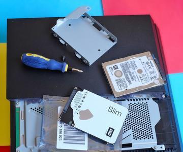 Cómo actualizar su disco duro PS4, PS4 Slim y PS4 Pro