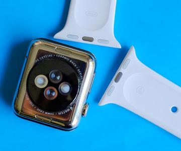 Cómo cambiar tu pulsera Apple Watch