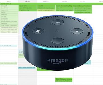 Cómo conectar tu Google Calendar a Amazon Echo