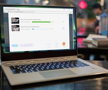 Cómo convertir vídeos en línea