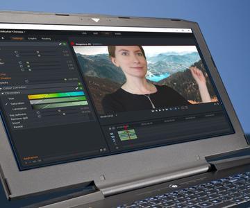 Cómo crear efectos de vídeo en pantalla verde con Lightworks