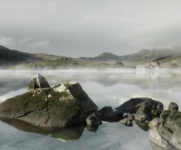 Cómo crear niebla: Efectos de Photoshop para paisajes atmosféricos