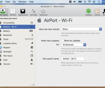 Cómo decodificar la barra de menús de tu Mac