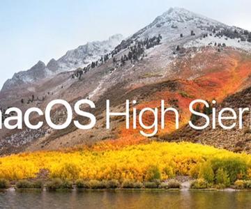 Cómo descargar e instalar macOS 10.13 High Sierra ahora mismo