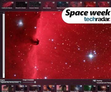 Cómo explorar el espacio profundo desde su escritorio con WorldWide Telescope