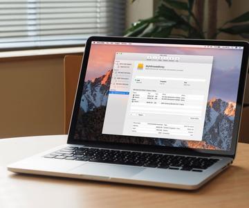 Cómo gestionar conjuntos de discos y matrices RAID en macOS Sierra