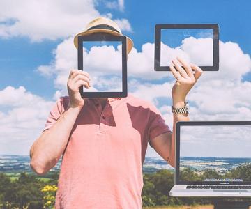 Cómo hacerse invisible en línea (bueno, casi)