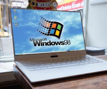 Cómo obtener la experiencia de Windows 98 en los PC actuales