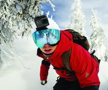Cómo rodar y filmar deportes de invierno