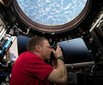 Cómo tomar fotografías desde la órbita, según un astronauta real