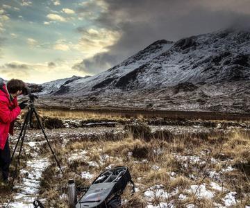 Cómo tomar fotos espectaculares de paisajes
