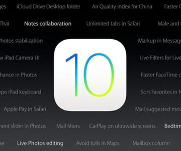 Cómo usar iOS 10