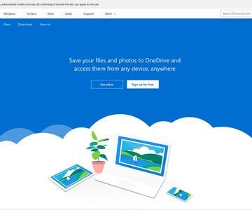 Cómo utilizar Dropbox, OneDrive, Google Drive o iCloud como almacenamiento principal