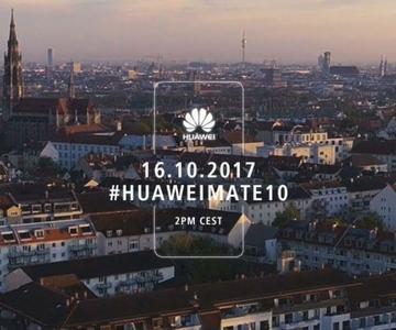 Cómo ver el lanzamiento del Huawei Mate 10