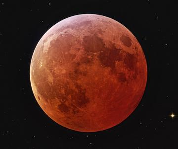 Cómo ver y fotografiar el Eclipse de Luna Total el 31 de enero