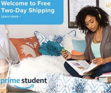 Costo de Amazon Prime Student: cómo obtener el descuento de la escuela