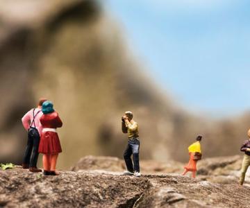 Crear un mundo en miniatura