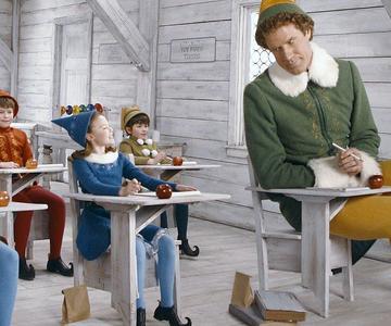 Dónde ver Elf: streaming online desde cualquier lugar esta Navidad