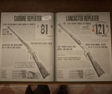 Guía de armas Red Dead Redemption 2: todo lo que necesitas saber sobre las armas en el Salvaje Oeste