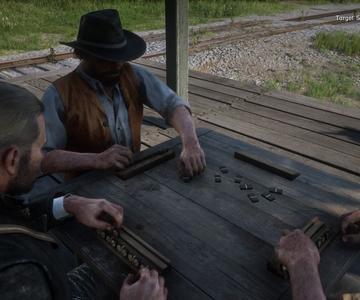 Guía de minijuego Red Dead Redemption 2: cómo ganar dinero en el póquer, el blackjack y el filete de cinco dedos.