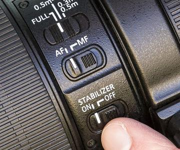 Guía marca por marca para la estabilización de la imagen