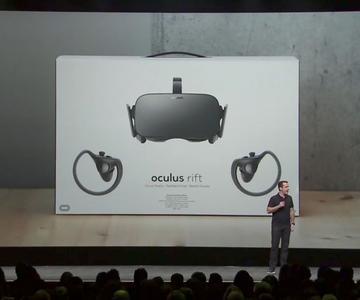 Oculus Connect 4: cómo ver la repetición del discurso de apertura y la transmisión en directo del día 2