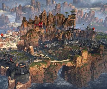 Puntos de aterrizaje de Apex Legends: aquí es donde tu Jumpmaster debería aterrizar.