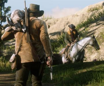 Red Dead Redemption 2 guía de caza