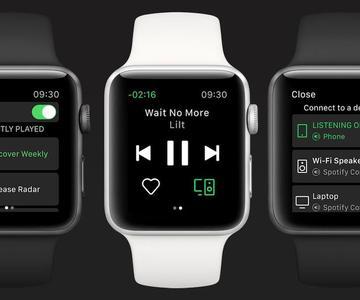 Spotify en Apple Watch: cómo configurarlo y escuchar música en tu muñeca
