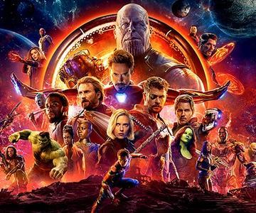 Vengadores: Infinity War está disponible para ver en Netflix desde el día de Navidad
