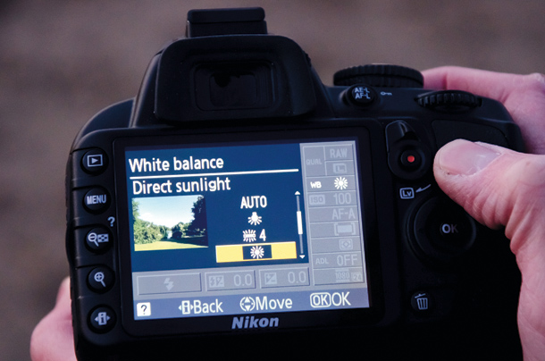Sunset Photography Tips: play with white balance