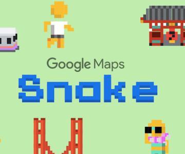 Cómo jugar a Snake en Google Maps para Android, iOS y escritorio