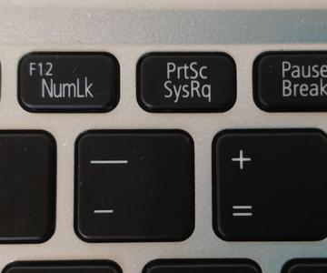 Cómo hacer una captura de pantalla en un PC