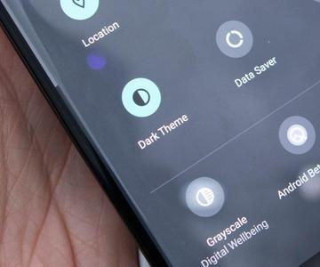 Dark Theme: Cómo funciona el modo oscuro de todo el sistema Android Q en tu teléfono