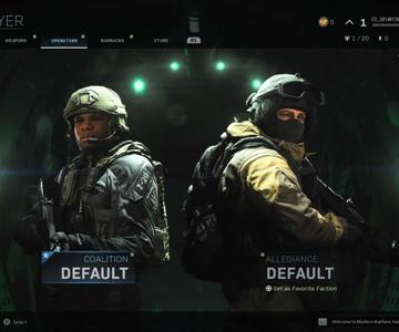 Call of Duty: Modern Warfare Operators: todas las pieles de CoD y cómo desbloquearlas