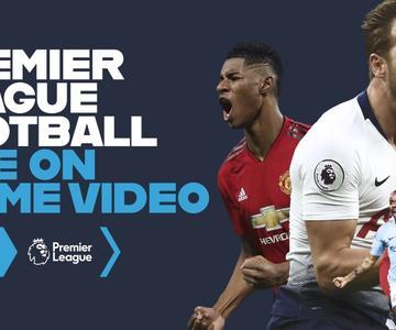 Cómo ver la Premier League en Amazon Prime: todo lo que necesitas saber