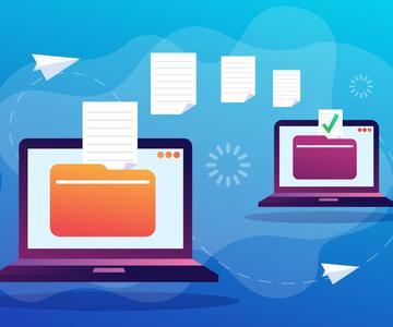 Cómo transferir sus archivos a un nuevo PC