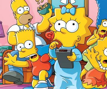 Cómo ver Los Simpson
