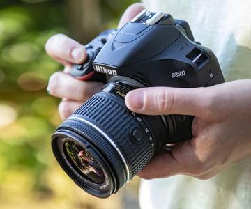 ¿Tienes una cámara nueva? A continuación se muestra cómo tomar grandes fotos con el paquete de lentes