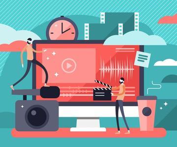 Cómo hacer un video en línea