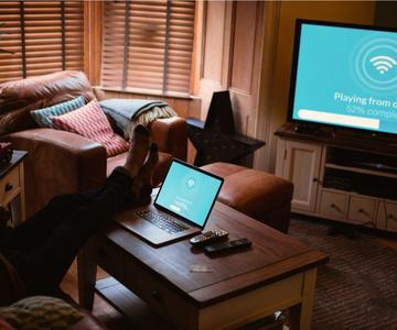 Cómo usar su TV como monitor