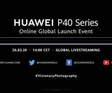 Transmisión en vivo del Huawei P40: cómo ver el evento de lanzamiento del Huawei en línea