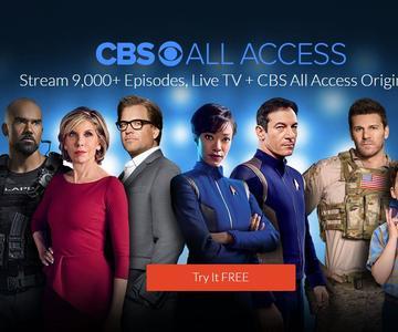 Cómo inscribirse en CBS All Access