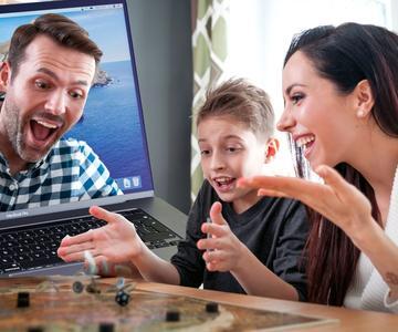 Cómo jugar a juegos de mesa en línea: jugar con amigos o familiares a través de la web