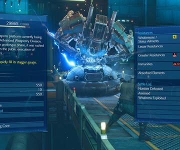 Cómo vencer a Airbuster en Final Fantasy 7 Remake