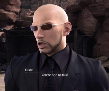 Cómo vencer a Rude en la Remake de Final Fantasy 7